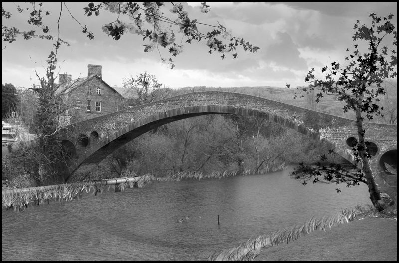 Pontypridd Bridge