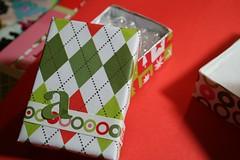 Handmade gift box # 2
