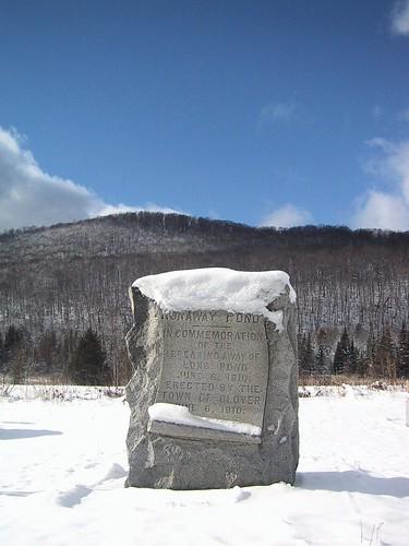 Runaway Pond Memorial
