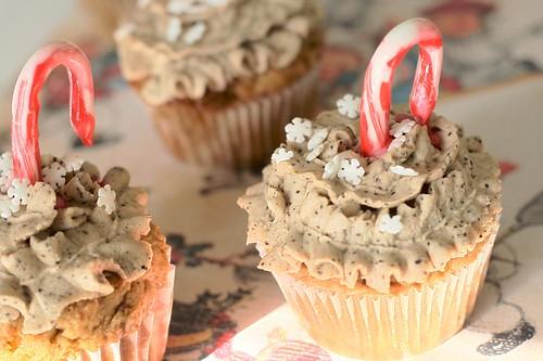 Eggnog Latte Cupcakes by stefhope.