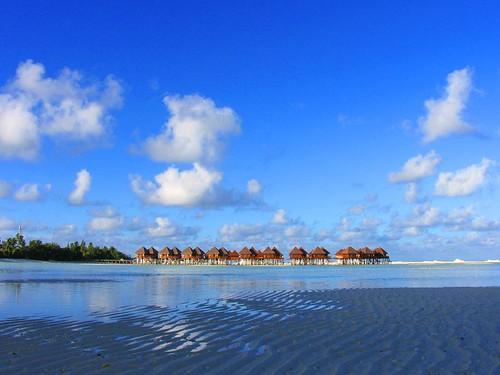 sensual touch- Maldives