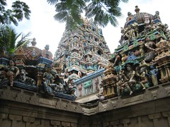 Vimanams at Thiruaavinankudi (Raju's Temple Visits) Tags: temple favourite palani murugan thiru aavinankudi thiruaavinankudi