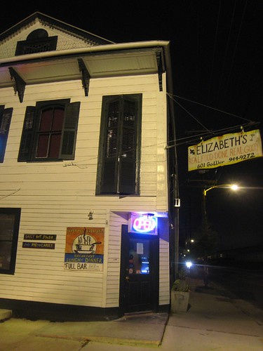 Elizabeth's Homey Exterior