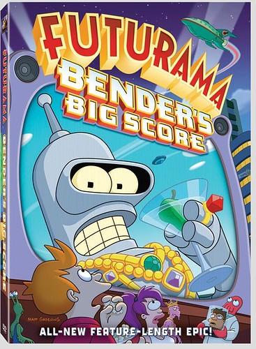 #022 Bender's big score