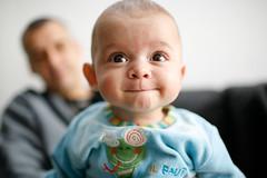 Hecho y derecho! (Cea tecea) Tags: boy baby 5months teo babyslife babyninet