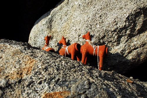 Terracotta Horses