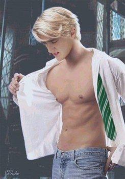 Tom Felton es Draco Malfoy