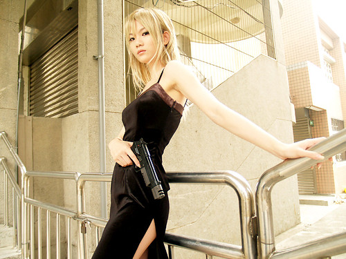 Parasite Eve 0 Aya Brea Photos Cosplay