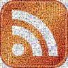 Icône RSS en Photo-Mosaïque