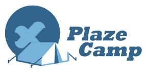 PlazeCamp Logo