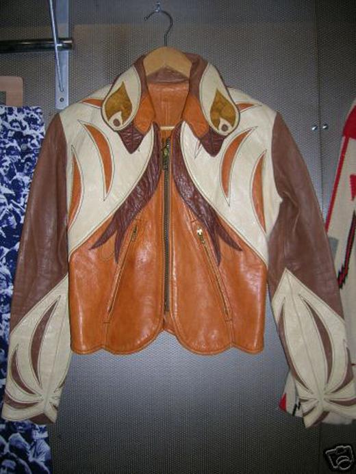 Parrot jacket