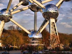 Atomium (Keith.Fulton) Tags: brussels museum belgium steel exhibition sphere 1958 fulton atomium fs krfulton krfultonphotography fultonimages fultonphotography