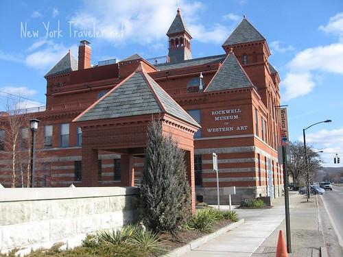 Rockwell Museum of Western Art