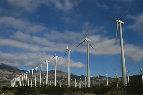 Wind Power, Cabazon, CA