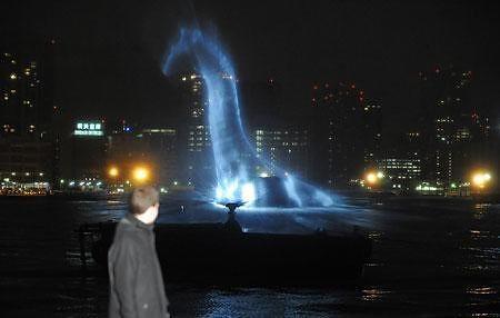 Monster of Loch Ness in Tokyo