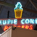 Kupie Cone sign rediscovered