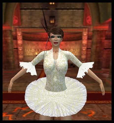 Spirit _ Clara_s Party Dress Set - Scripted Tutu
