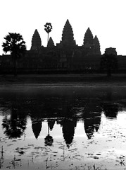 Angkor Wat with Mist