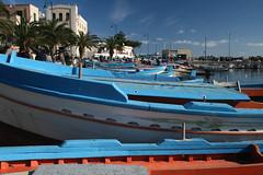 """tutte in sequenza (""""pipopipo"""") Tags: sea panorama barca mare sicily palermo colori sicilia paesaggio mondello canoniani maluchiffaritime flickrsicilia"""