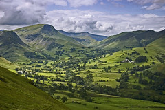 West of Catbells (Joe Dunckley) Tags: uk england mountains clouds landscape lakedistrict cumbria catbells
