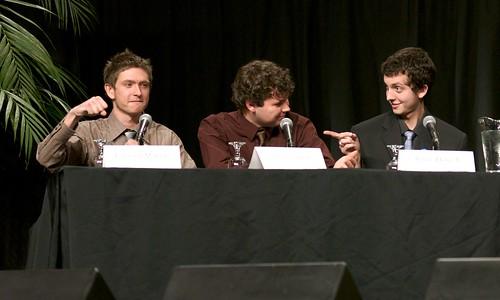 Student panelists