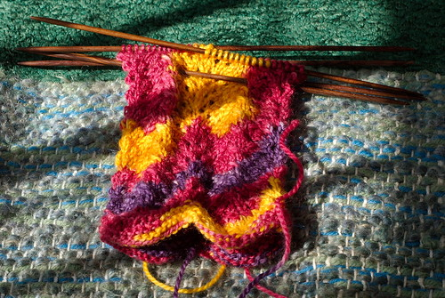 Sock for Dawn 1