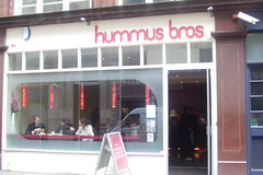 Picture of Hummus Bros, W1F 0TJ