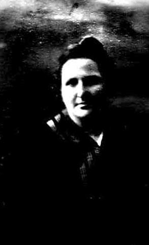 Gertrude Stein 1916 - Passport Photo