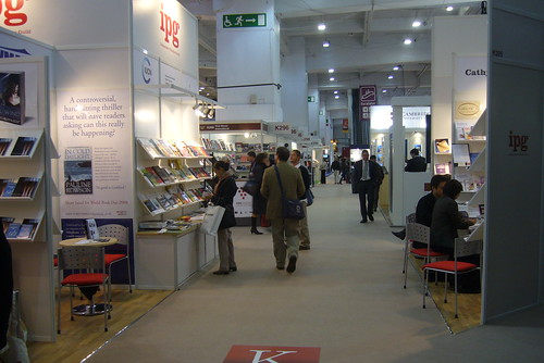 The London Book Fair 2008