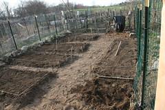fenced plot