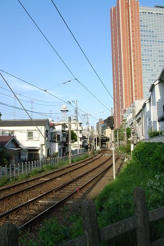 三軒茶屋駅を見る