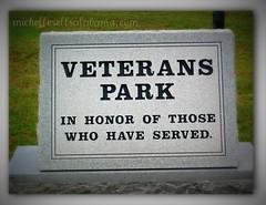 Fort Rucker veterans park