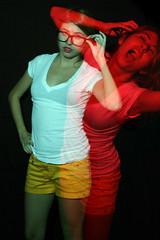 wake up (fabiogiolito) Tags: party flash wakeup colorsplash duplaexposição