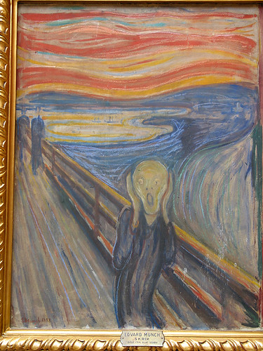 The Scream (by Audiofan)