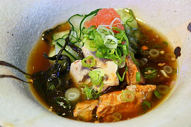 Ankimo - monkfish liver