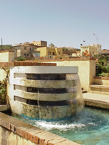 Mai Jah Jah Fountain, Asmara