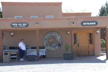 Tomasita's Exterior 2 (The Real Santa Fe) Tags: tomasitas santaferestaurant