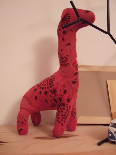 Crafternoon Giraffe