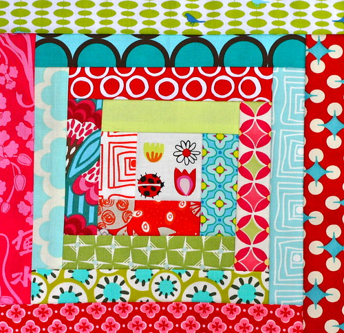 OJRR Bee block for Kerry