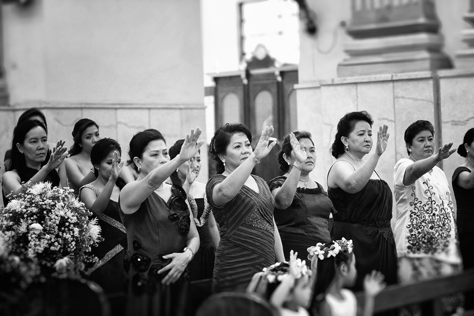 Cebu Wedding Photographer, Cebu Cathedral Wedding