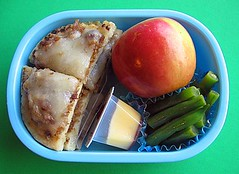 Sopes lunch for preschooler