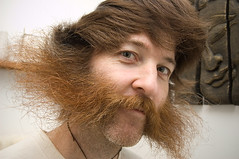 _DSC1844 (dogseat) Tags: selfportrait me hair beard ginger whiskers sp ridiculous facialhair burners dogseat combover muttonchops basettoni needahaircut sidewhiskers dundrearies flickr:user=dogseat youcanrunformayorlookatjerseycity icanneverrunformayornow youarethemayorofstaticelectricityvillenorthdakota flapwings