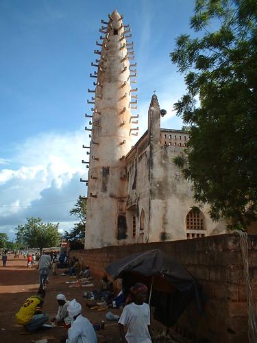 Mosquée Koudougou Burkina Faso