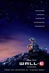 Primer póster de 'Wall-E'