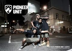 Pioneer Unit T-Shirt Promo [Cadiz]