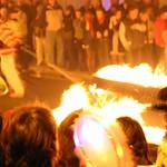 Lewes Bonfire Night 2007 - Burning Trough thumbnail