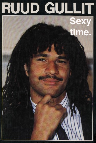 Ruud Gullit image for The Offside Rules