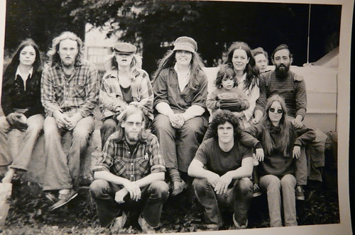 Me and my guys - 1973