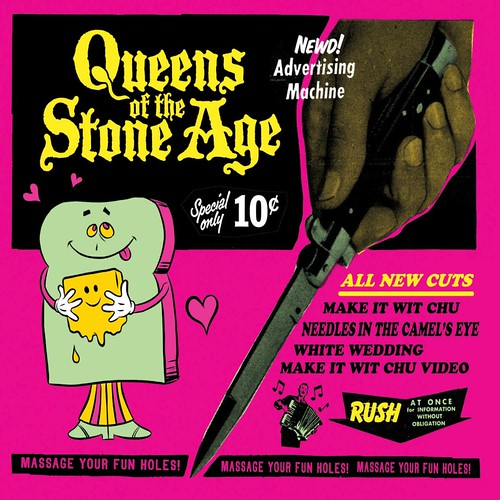 Queens Of The Stone Age - Make It Wit Chu (A) (90)