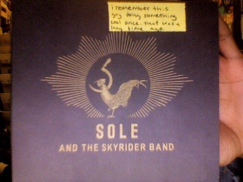 Sole - And The Skyrider Band